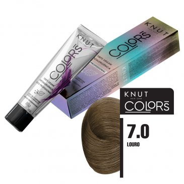 KNUT Colors 50g – Louro 7.0