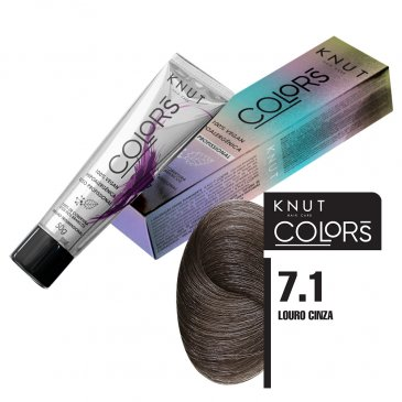 KNUT Colors 50g – Louro Cinza 7.1