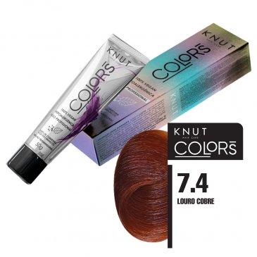 KNUT Colors 50g – Louro Cobre 7.4