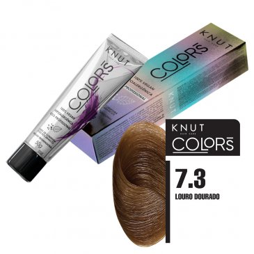 KNUT Colors 50g – Louro Dourado 7.3