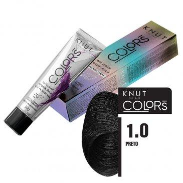 KNUT Colors 50g - Preto 1.0