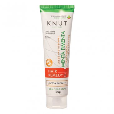 KNUT Hair Remedy Menta Pimenta 130g