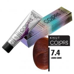 Imagem - KNUT Colors 50g – Louro Cobre 7.4 cód: 10161