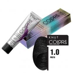Imagem - KNUT Colors 50g - Preto 1.0 cód: 10148