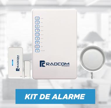 Kit de Alarme