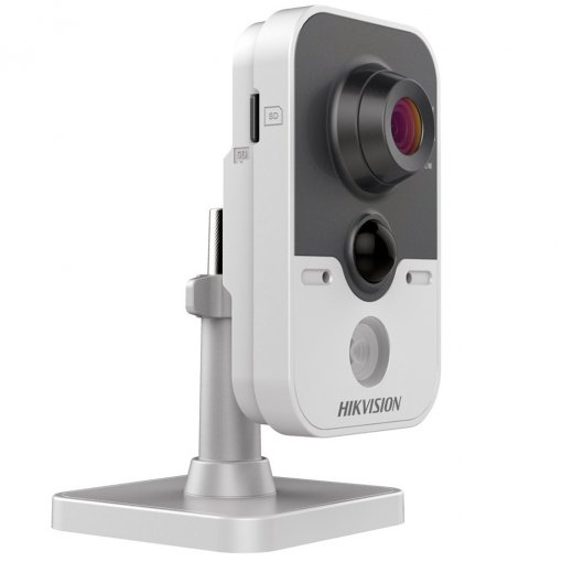 Câmera de Segurança IP Cube Pro WiFi 1 MegaPixel HikHome DS-2CD2410F-IW