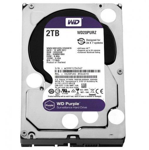 Disco Rígido HD 2TB Western Digital SATA 3,5