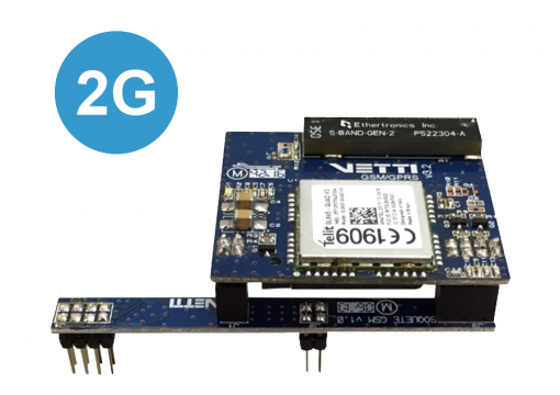 Smart Módulo GPRS 2G Radcom Connect 730-0769