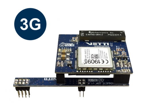 Smart Módulo GPRS 3G Radcom Connect 730-0858