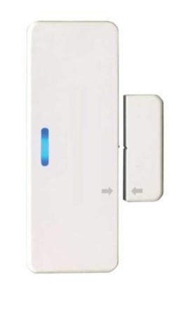 Smart Sensor de Abertura LR-SHOX Sem Fio Radcom Connect 730-0778-1