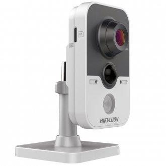 Imagem - Câmera de Segurança IP Cube Pro WiFi 1 MegaPixel HikHome DS-2CD2410F-IW cód: 325