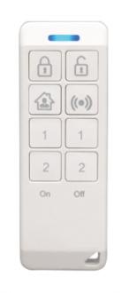 Imagem - Smart Controle Alarme e Automação 8 Teclas Radcom Connect 730-0786 cód: 348
