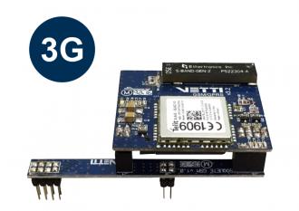 Imagem - Smart Módulo GPRS 3G Radcom Connect 730-0858 cód: 337