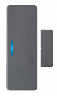 Imagem - Smart Sensor de Abertura LR-SHOX Sem Fio Radcom Connect 730-0778-1 cód: 342