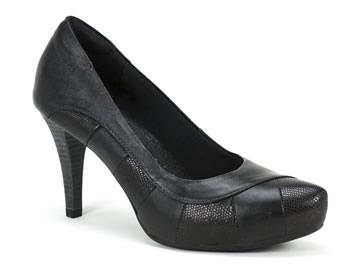 Sapato Usaflex Preto J5005.21
