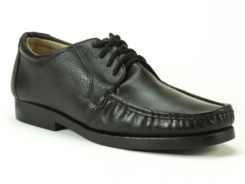Sapato Trilhos Mocassim Preto 9110R.1
