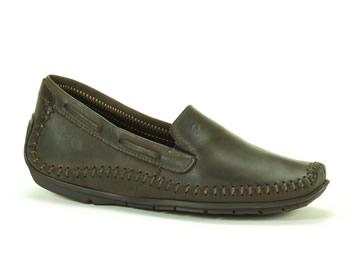Sapato Pegada Mocassim Marrom 8904.12