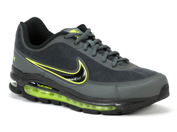 Tenis Nike Running Cinza AIR MAX NITRO 506179