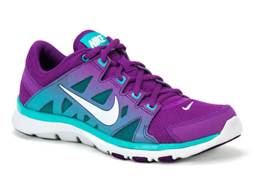 Tenis Nike Running Lilás/Vinho FLEX SUP.TR 2 616694