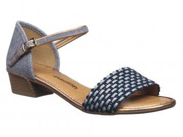 Sandalia Mississipi Huarache Jeans X6954