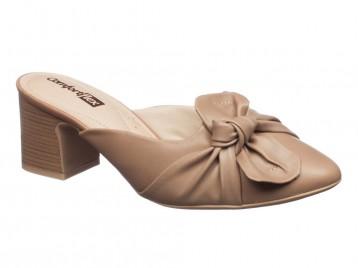 Sapato Comfortflex Mule Capuccino 1754301