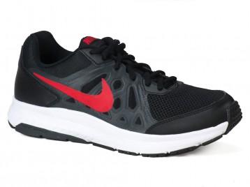 Tenis Nike Running Preto Vermelho DART 11 724944