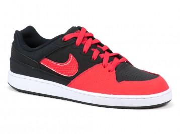 Tenis Nike Skate Preto Vermelho PRIORITY LOW 641894
