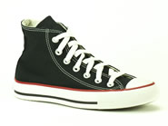 Tenis Converse All Star Hi Preto Vermelho AS CORE CT00040007