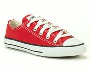 Tenis Converse All Star  Vermelho CT AS CORE CK114004