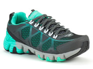 Tenis Rekoba Running Grafite Verde Mar EVAX MIXED 2305A