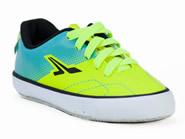 Chuteira Tronic Indoor / Futsal Verde MAX 300 FOSCO