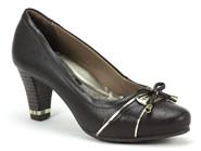 Sapato Comfortflex  Marrom 1478302
