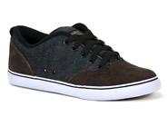 Tenis Freeday Skate Jeans Marrom MONT CARLO PG 22525