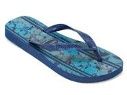 Chinelo Havaianas Dedo Azul/Marinho ALOHA 4.111.355