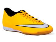 Chuteira Nike Indoor / Futsal Amarelo MERCURIAL 651648