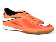 Chuteira Nike Indoor / Futsal Laranja HYPERVENOM 599810