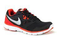 Tenis Nike Running Preto-Laranja EXPERIENCE 652852