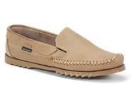 Sapato San Martin Mocassim Bege/Taupe 022