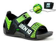 Sandalia Grendene Ben 10 Verde Cinza 21138