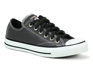 Tenis Converse All Star  Preto EUROPEAN CT00200003