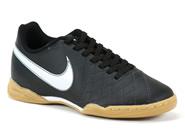 Chuteira Nike Indoor / Futsal Preto FLARE IC 603790