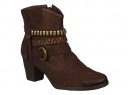 Bota Dakota Cano Curto Chocolate B7961