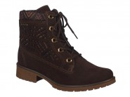 Bota Dakota Coturno Chocolate B7992