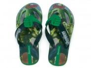 Chinelo Grendene Dedo Avengers Verde Hulk 25872
