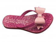 Chinelo Grendene Dedo Hello Kitty Pink 21528