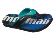 Chinelo Grendene Dedo Mormaii Neocycle Preto Azul NEOCYCLE 10897