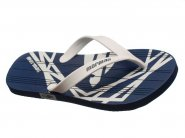 Chinelo Grendene Dedo Mormaii Tropical Azul Branco TROPICAL 10591