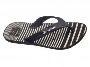 Chinelo Grendene Dedo Rider Energy Azul Branco STRIKE GRAPHIC 11074