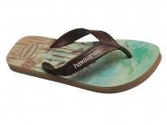 Chinelo Havaianas Dedo Areia Café SURF 4.000.047