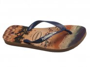 Chinelo Havaianas Dedo Rose Gold HYPE 4.127.920